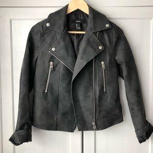 Forever 21 Dark Gray Jacket